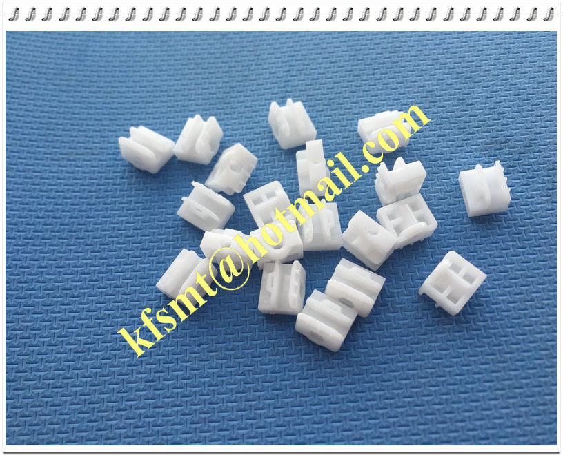 X01A37003 Block Pallet Plastic AI Parts For RHS2B Machine White Color