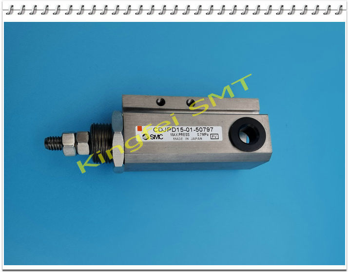 I-Pulse FV7100 SMC Air Cylinder CDJPD15-01-50797 For SMT Machine